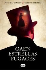 megustaleer - Caen estrellas fugaces - Jose Gil Romero / Goretti Irisarri