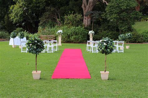 Garden Wedding Ceremony ? Royal Botanic Gardens Sydney