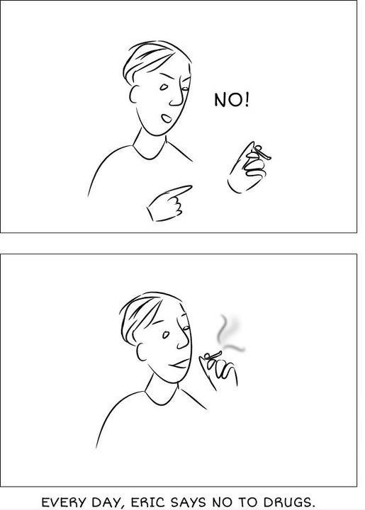 Say No To Drugs Funny Pictures Quotes Pics Photos Images