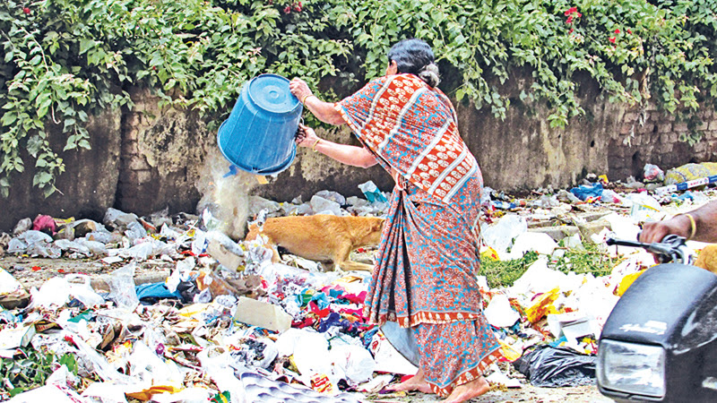 CMC TO GET TOUGH WITH GARBAGE DUMPERS