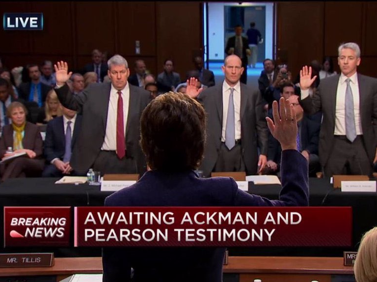 testimony valeant swear in