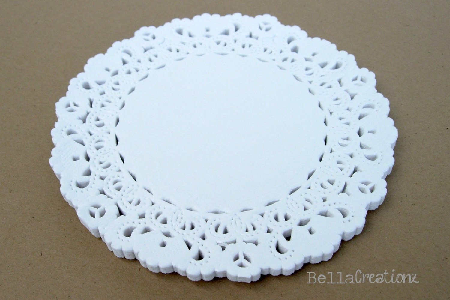 "4"" Paper Lace Doilies - Set of 100 - ""FREE SHIPPING"""