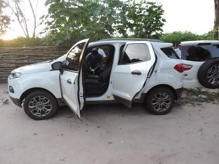 Localizado em Caxias veículo que seria utilizado durante sequestro em Buriti