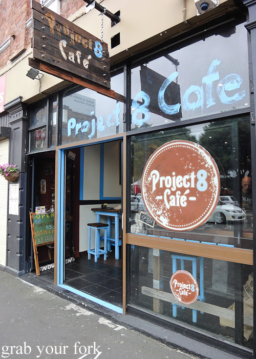 project 8 cafe ultimo