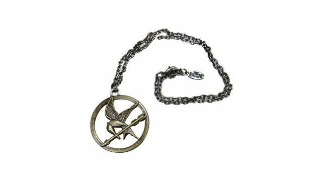 Win Hunger Games Mockingjay Necklace for FREE
