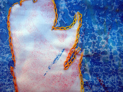 prayer flag: if not now when ~detail