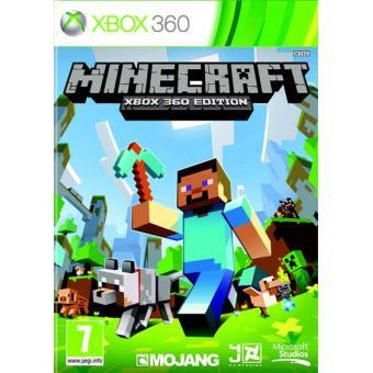 Resultado de imagem para Minecraft para Xbox 360