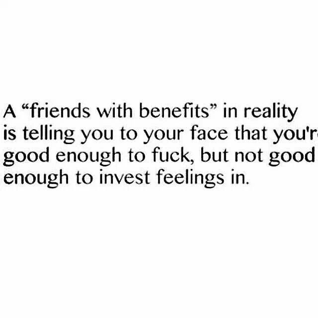 Quotes About Friends With Benefit 30 Quotes
