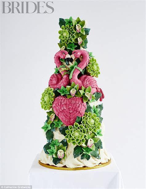 The world's most amazing wedding cakes revealed   Daily
