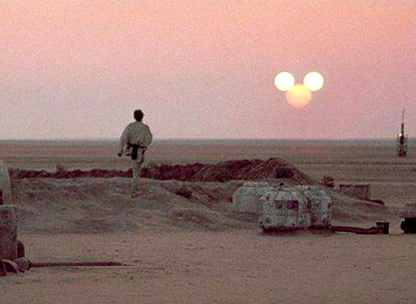Thanks to Disney, we just might see Luke Skywalker re-visiting his home world of Tatooine in the STAR WARS sequel trilogy. Awesome.