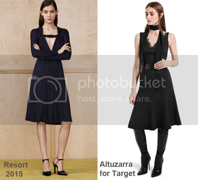 Altuzarra-for-Target-V-neck-Dress