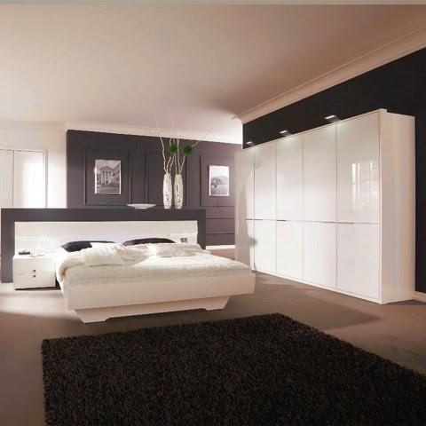 Schlafzimmer-Set Diamond Starlight III 180 - mit Swarovski ...