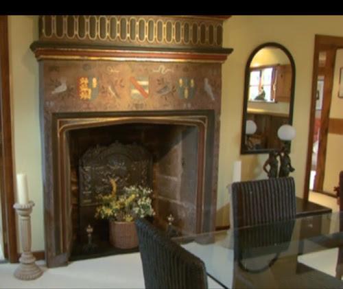 Buerton Cottage Fireplace