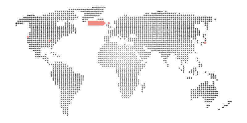 Mappa Vertigine