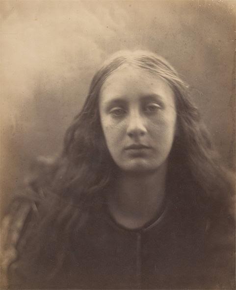 Julia Margaret Cameron,  Christabel, 1866