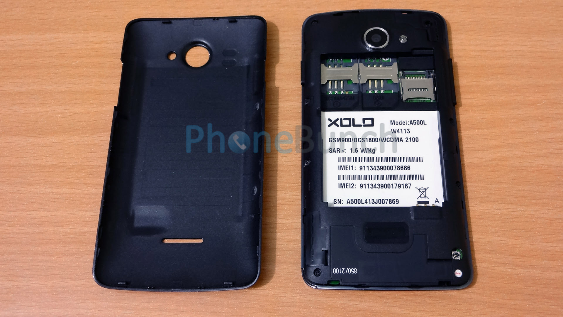 Image result for Xolo A500L