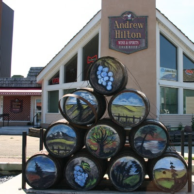 Andrew Hilton Wines in Lethbridge, Alberta