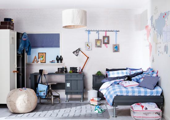 Boy's Bedroom Inspiration - Paperblog