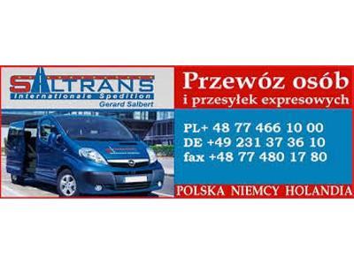 Transport Korczyna przewozy osb, wynajem autokarw, taxi