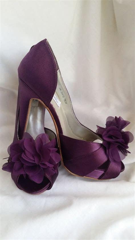 25  best ideas about Purple wedding shoes on Pinterest