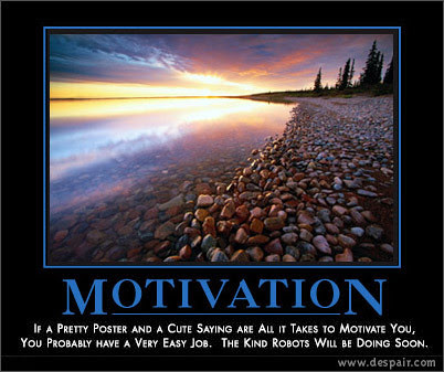 Flickr: kingston99 - Motivation
