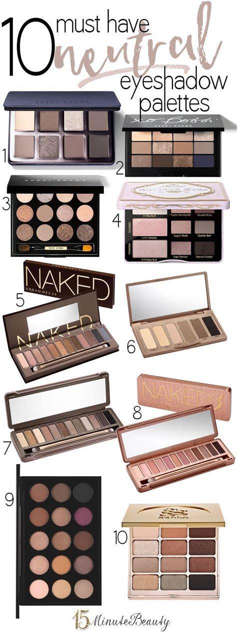 25  best ideas about Neutral eyeshadow on Pinterest
