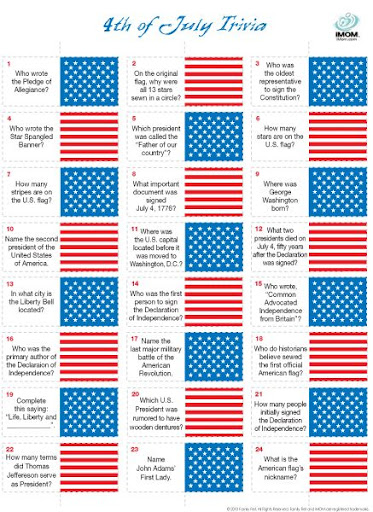 It is a picture of 4th Grade Trivia Questions and Answers Printable in 5th grade