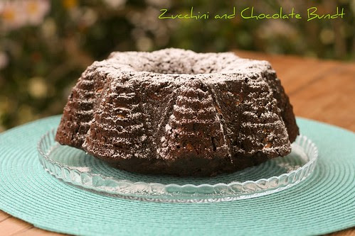 Zucchini Chocolate Bundt - I Like Big Bundts 2011