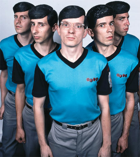 DEVO circa New Traditionalists era