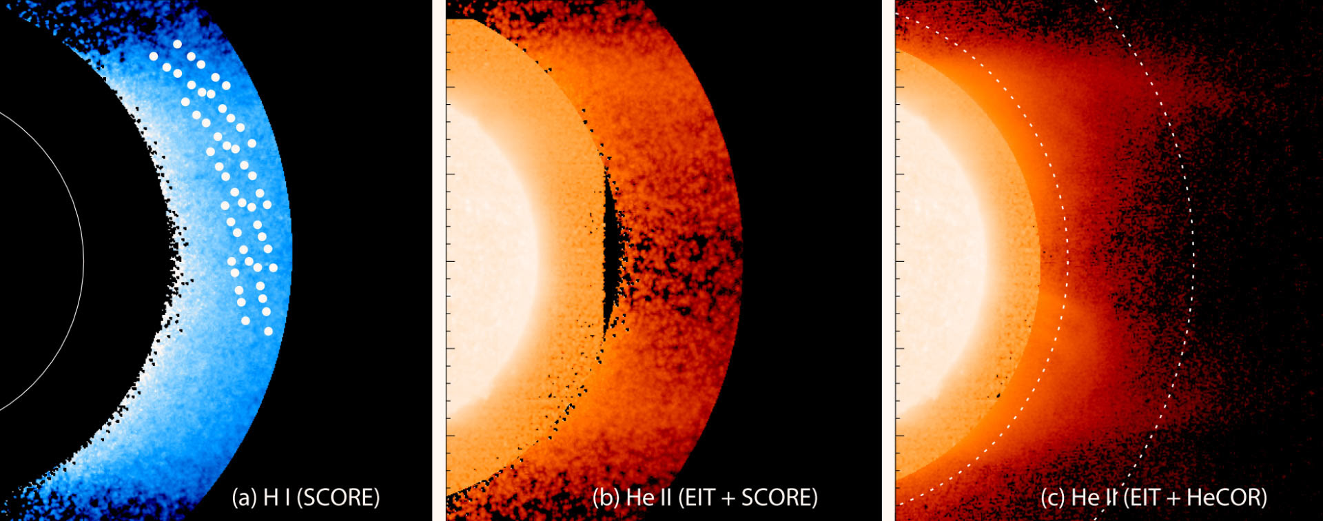 Helium Structures Spotted In Solar Corona Astronomy Sci News Com