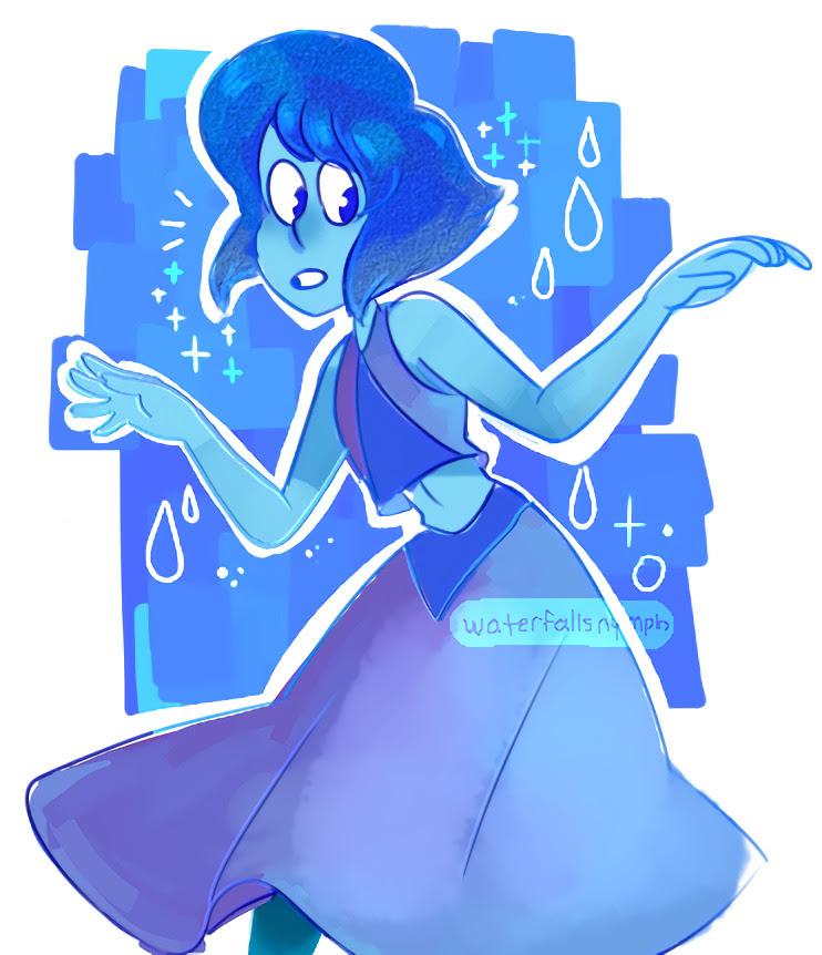Finished up an old Lapis