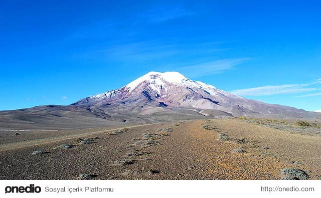 Dünya'nın Merkezine En Uzak Nokta: Chimborazo Dağı, Ekvator