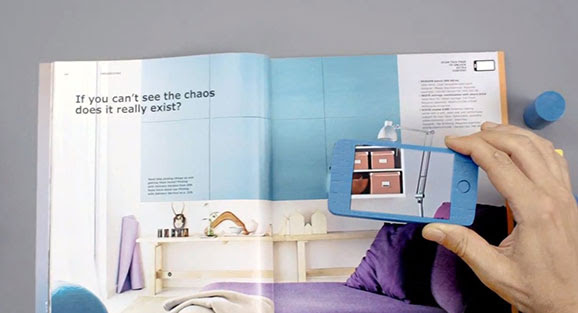 Ikea beefs up 2013 catalog with an ARtinged app