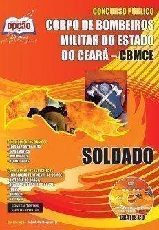 Apostila Bombeiros MG SOLDADO 2016