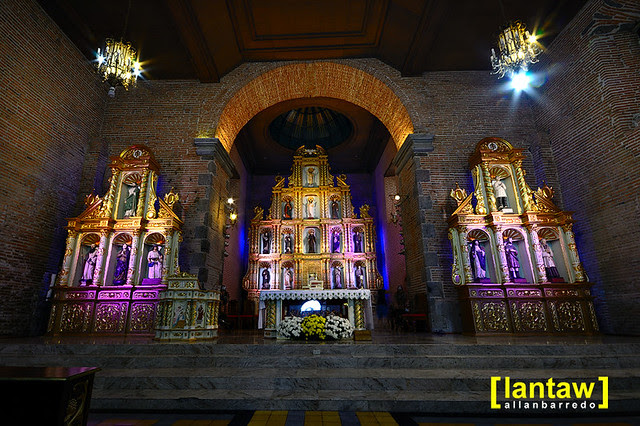 Lighted Altar