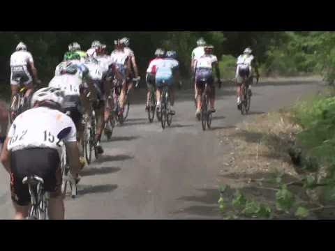 Tour of Japan 2012 Stage 5 (Izu) Highlights Video