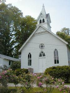 Historic church property