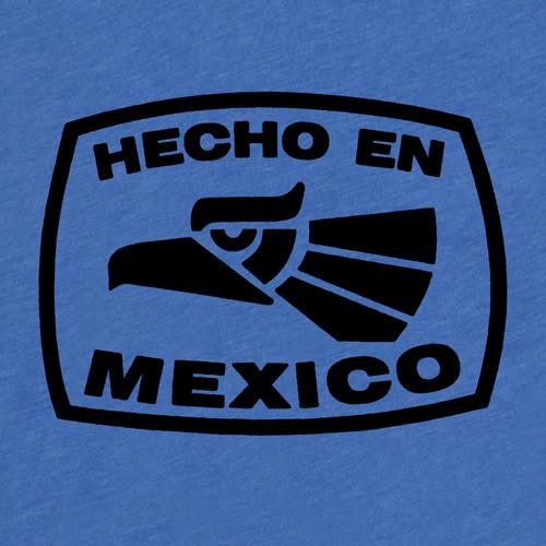 Hecho En Mexico T Shirt For Men Women Children Strange Cargo