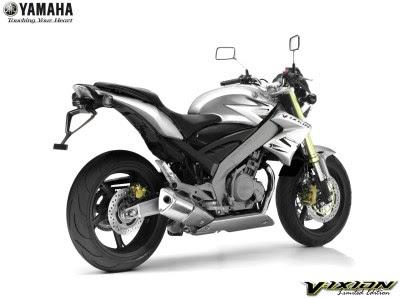 Yamaha Vixion
