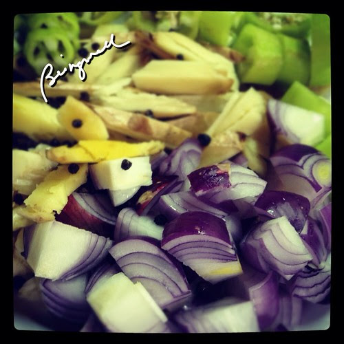 Cooking Paksiw na Isda sa Suka