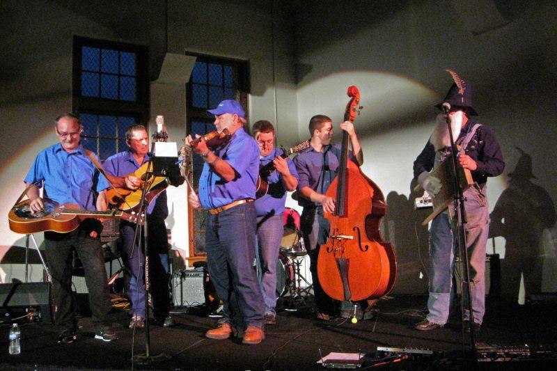 Bob Dowdy and the Mountain Bluegrass Boys