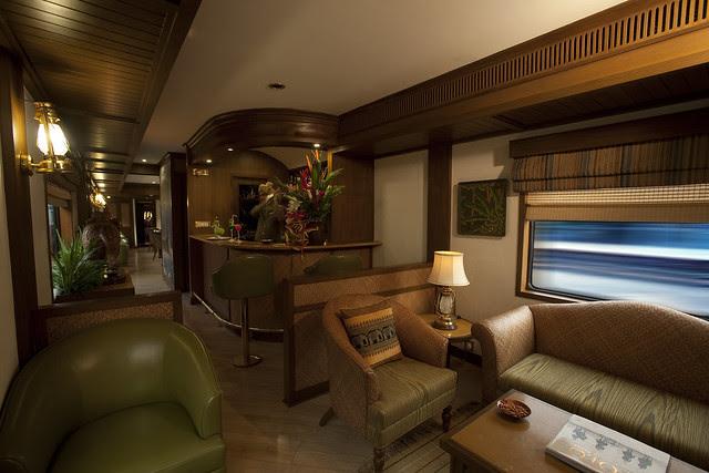 Safari Bar, Maharajas Express