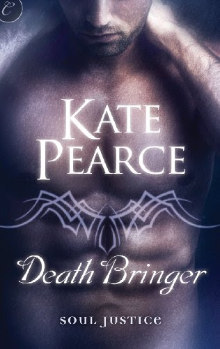 Death Bringer (Soul Justice) by Kate Pearce