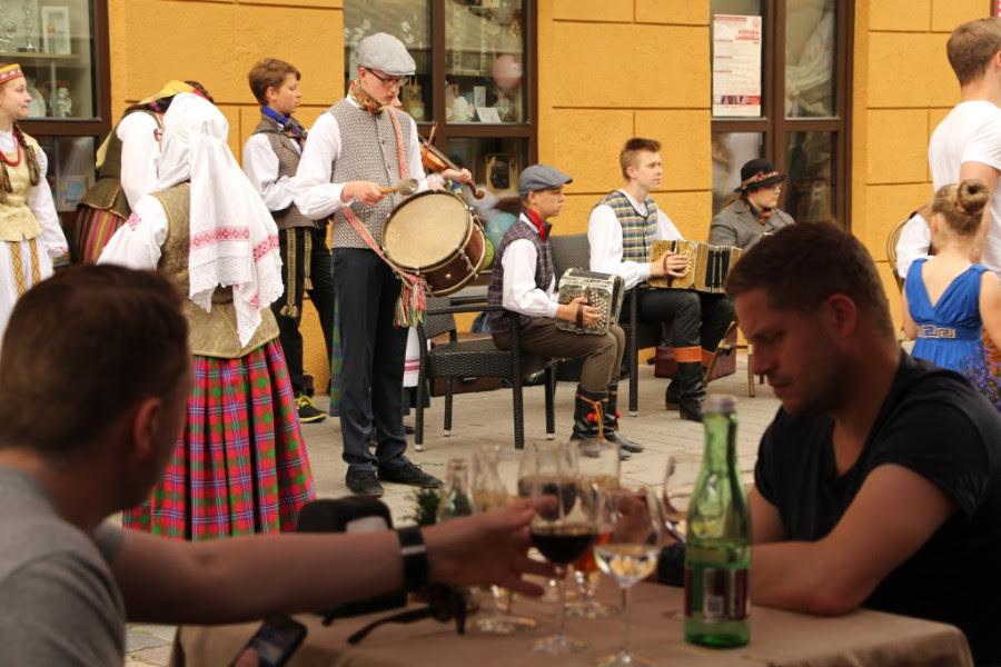 Фольклорный фестиваль Atataria в Каунасе (14)