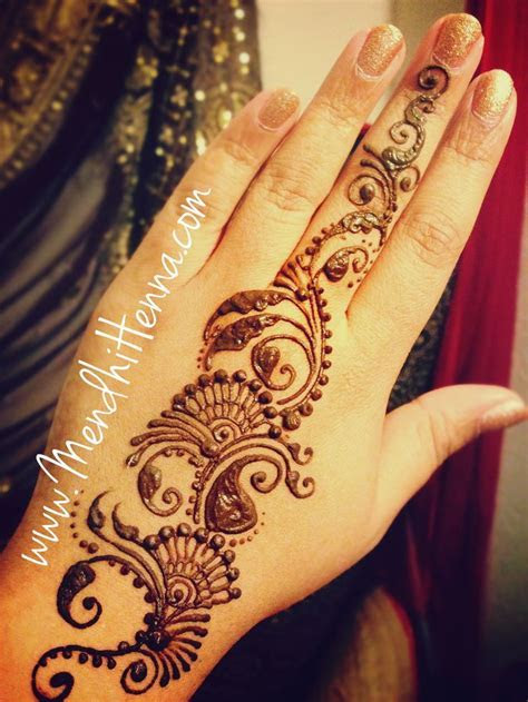 124 best images about Modern Mehndi designs on Pinterest