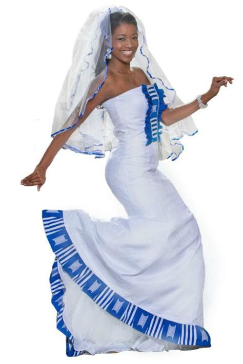 wedding dresses: Pictures of African Wedding Dress
