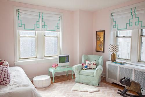 combinacion-colores-verde-menta-rosa
