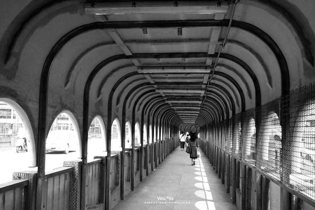 天橋 Bridge