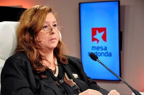 María del Pilar Macías Rutes, Directora General de Calidad y Operaciones.