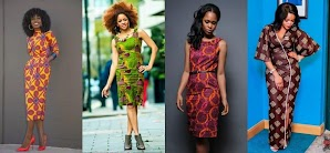 25 Hottest Ankara Straight Gown Styles in 2017 (Photos)